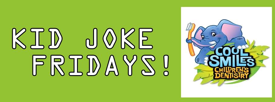 Kid Joke Friday