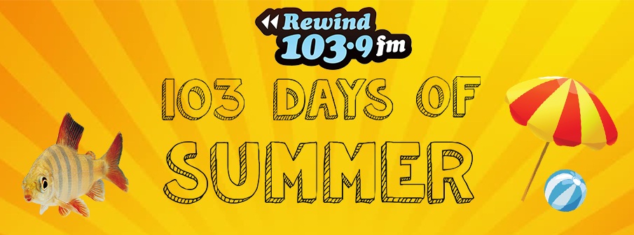 Rewind's 103 Days of Summer!