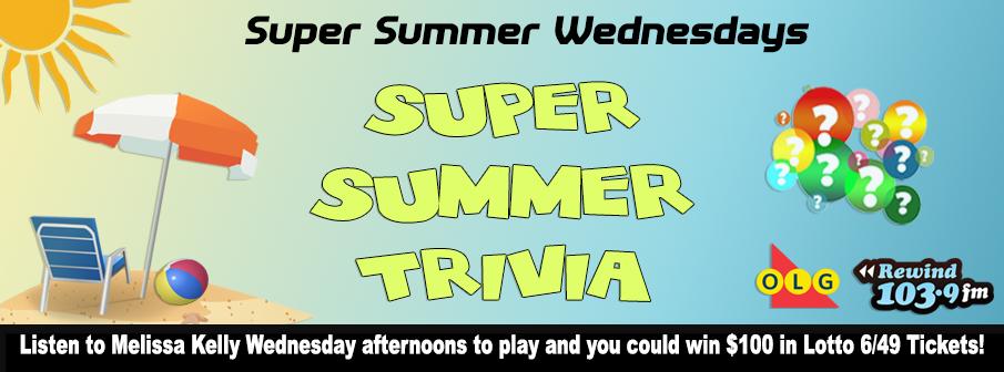 Super Summer Trivia For OLG