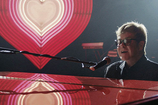 WATCH: Elton John Christmas Commercial Gets It Right!