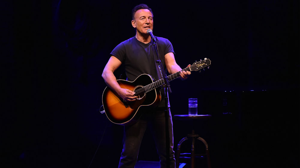 WATCH:  Springsteen Hits Netflix This Month!
