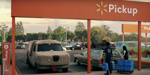 WATCH:  How fun is this Walmart commercial?!