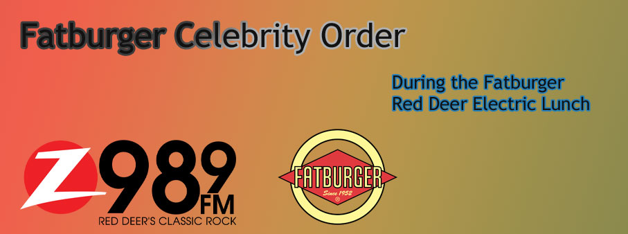 Fatburger Red Deer  Electric Lunch
