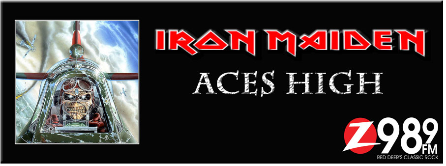 Aces High for Iron Maiden