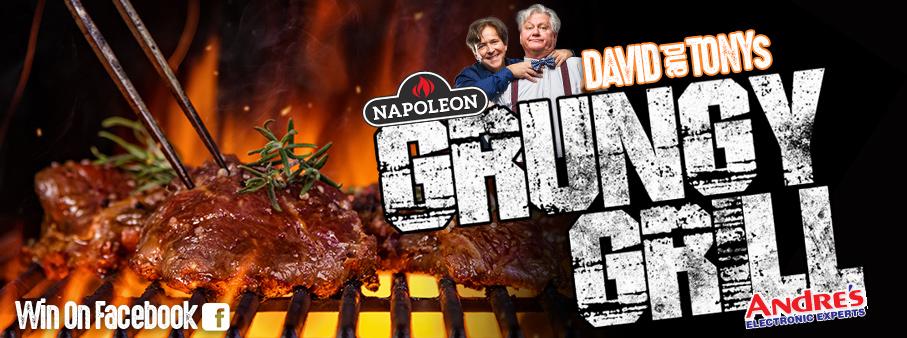 David & Tonys GRUNGY Grill