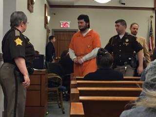 Calvin Drive murder suspect to have new lead attorney