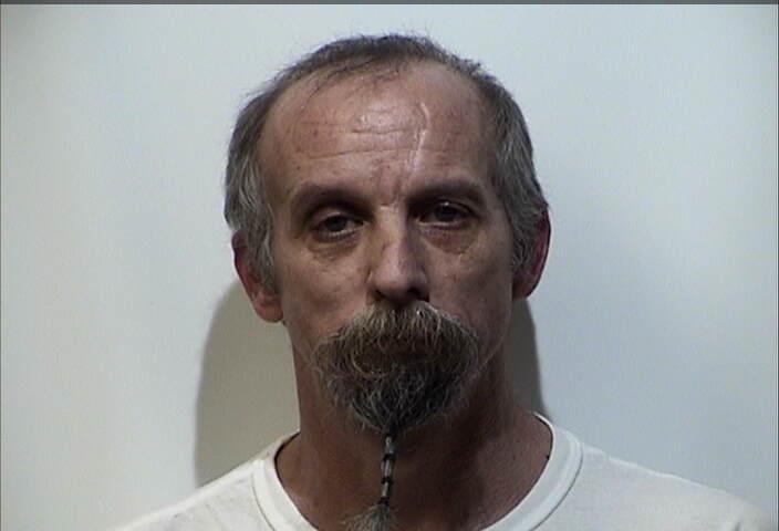 Local man arrested for meth, marijuana possession
