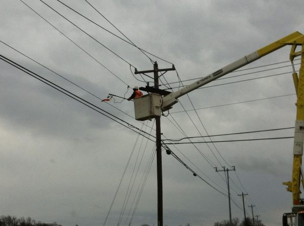 Monday is Lineworker Appreciation Day