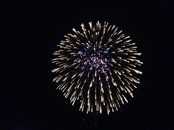 Several fireworks shows in the area Tuesday, Wednesday