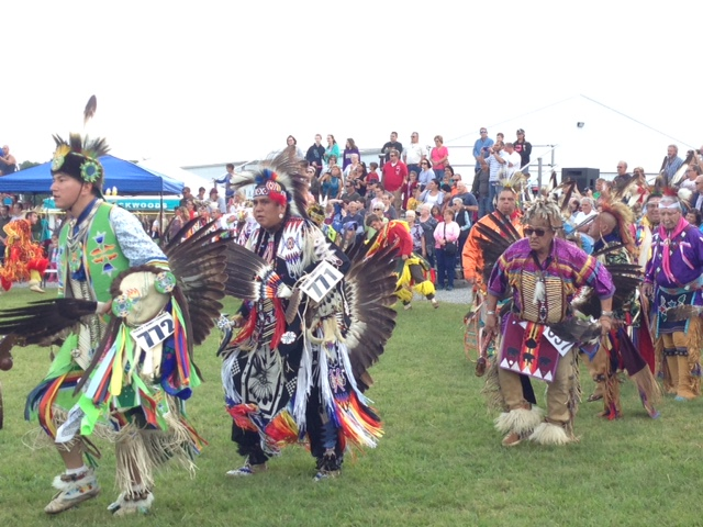 Pow Wow is this weekend