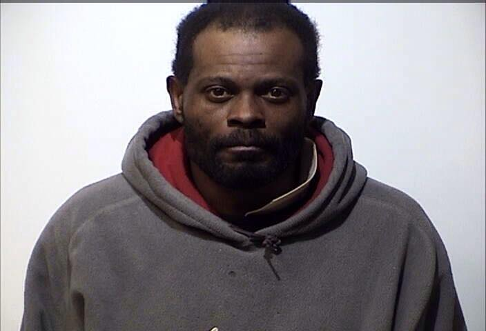 Man arrested for theft from automobile