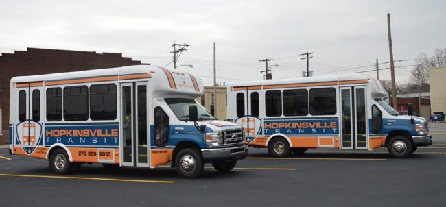 Mayor promoting Hopkinsville Transit as fuel costs rise