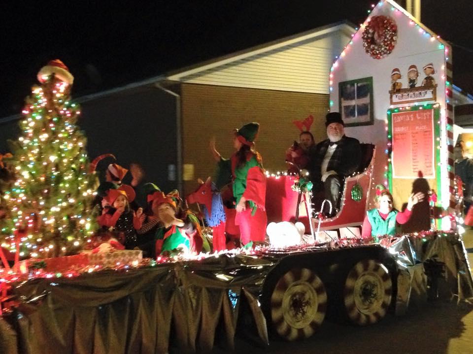 Elkton announces grand marshal for Christmas parade