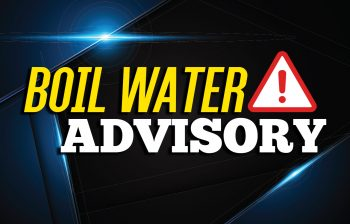 Boil Water Advisory for much of Trenton