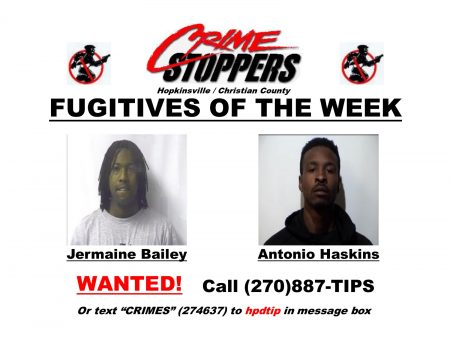 Crime Stoppers Fugitives of the Week 01/17
