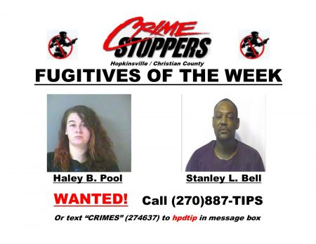 Crime Stoppers Fugitives of the Week 01/24
