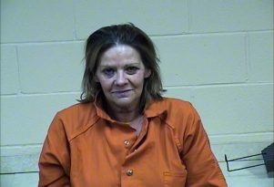 Elkton woman arrested for meth possession