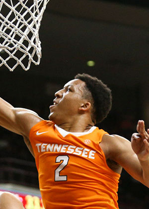 UT's Williams named SEC Player of the Week