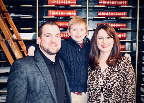 Kerr files for Commonwealth's Atty in Todd, Logan Co.