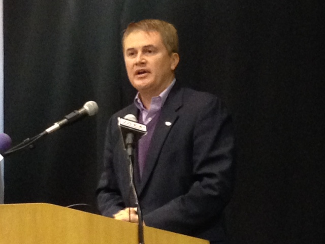 Comer discusses guns after recent shootings