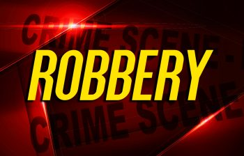 Stolen car investigated as robbery