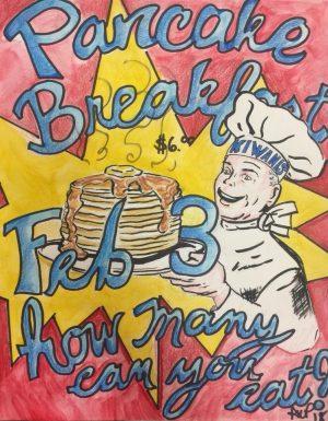 Kiwanis hosting 32nd annual pancake breakfast Saturday