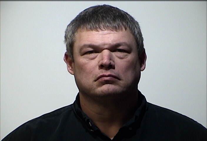 Steve Tucker arrested for felony theft