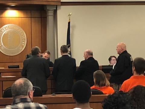 Trial delayed in Walden rape case