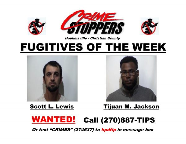 Crime Stoppers Fugitives of the Week 02/28