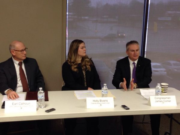 Panel discusses tax changes