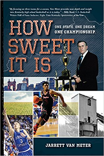 Interview with Jarrett Van Meter-Author of How Sweet It Is