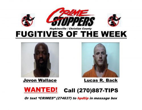 Crime Stoppers Fugitives of the Week 02/07