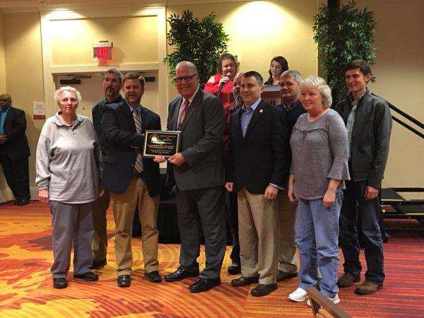 Hopkinsville claims awards at Kentucky Recreation and Parks Society luncheon