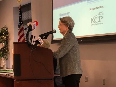 Kentucky Cancer Program presents at PADD