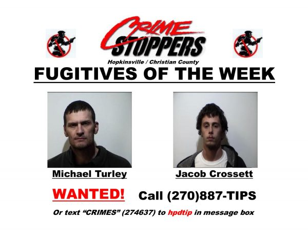 Crime Stoppers fugitives of the week 03/28