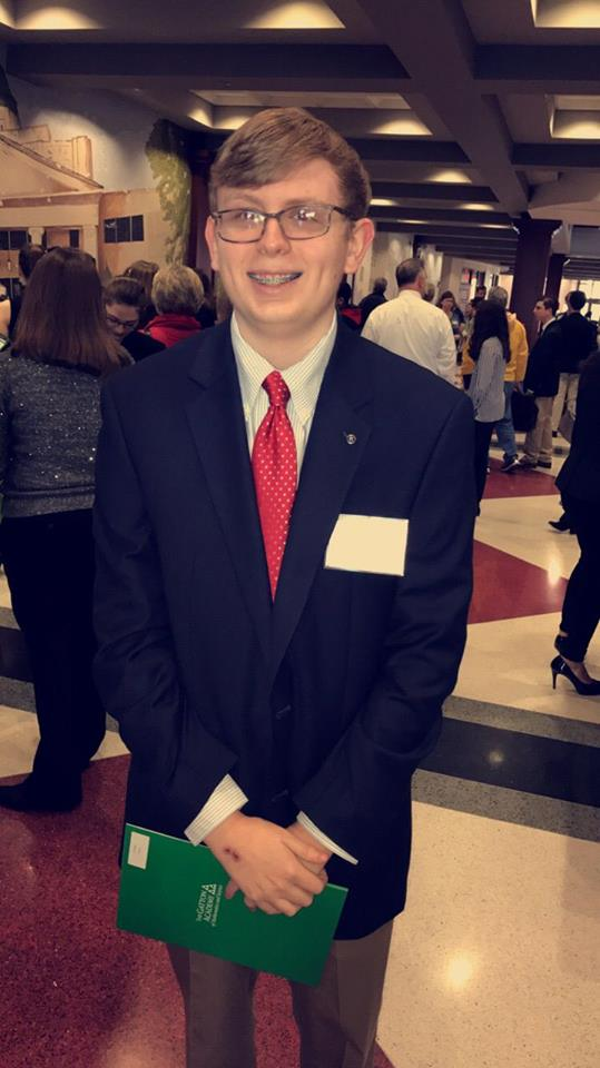 HHS student accepted to Gatton Academy