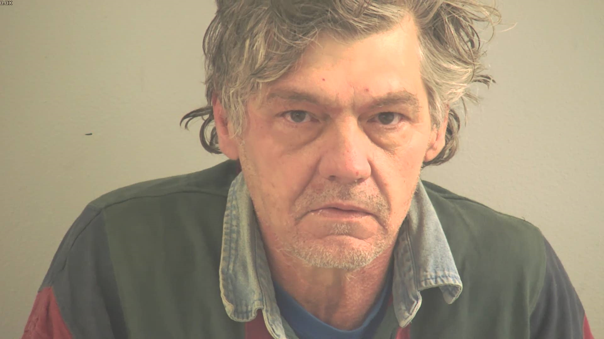 Russellville man arrested on meth charges