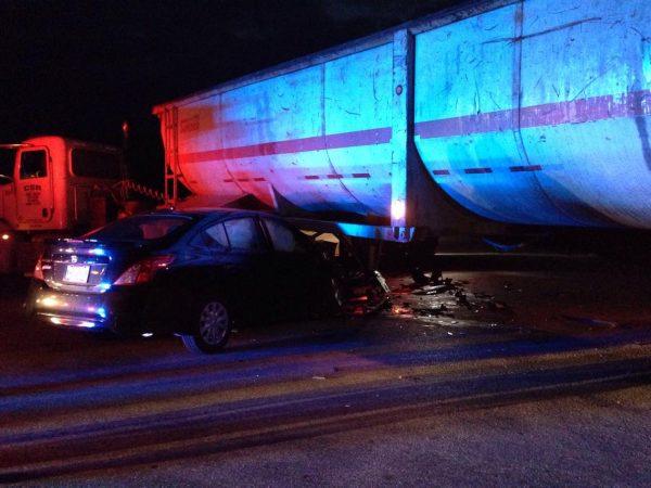 Man flown to Nashville hospital after morning wreck
