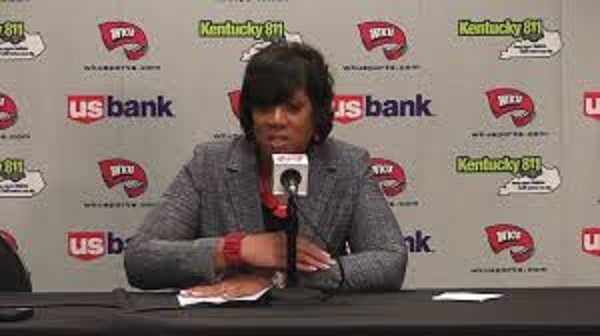 WKU women's hoops coach Clark-Heard rumored to be heading to Ole Miss