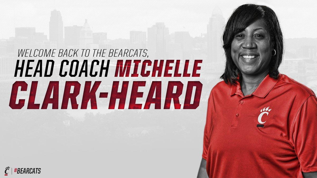 UC introduces former WKU coach Clark-Heard today