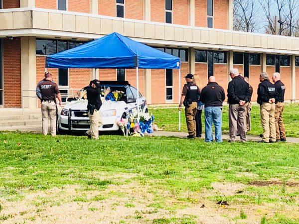 Funeral arrangements set for Officer Meacham