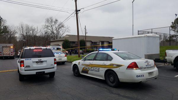 Man shot near Clarksville apartment complex