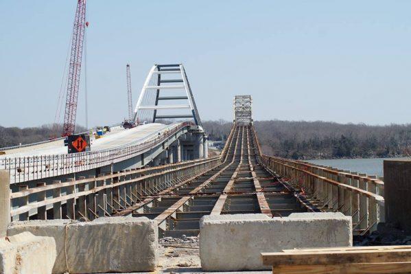 Date set for demolition of old Lake Barkley bridge