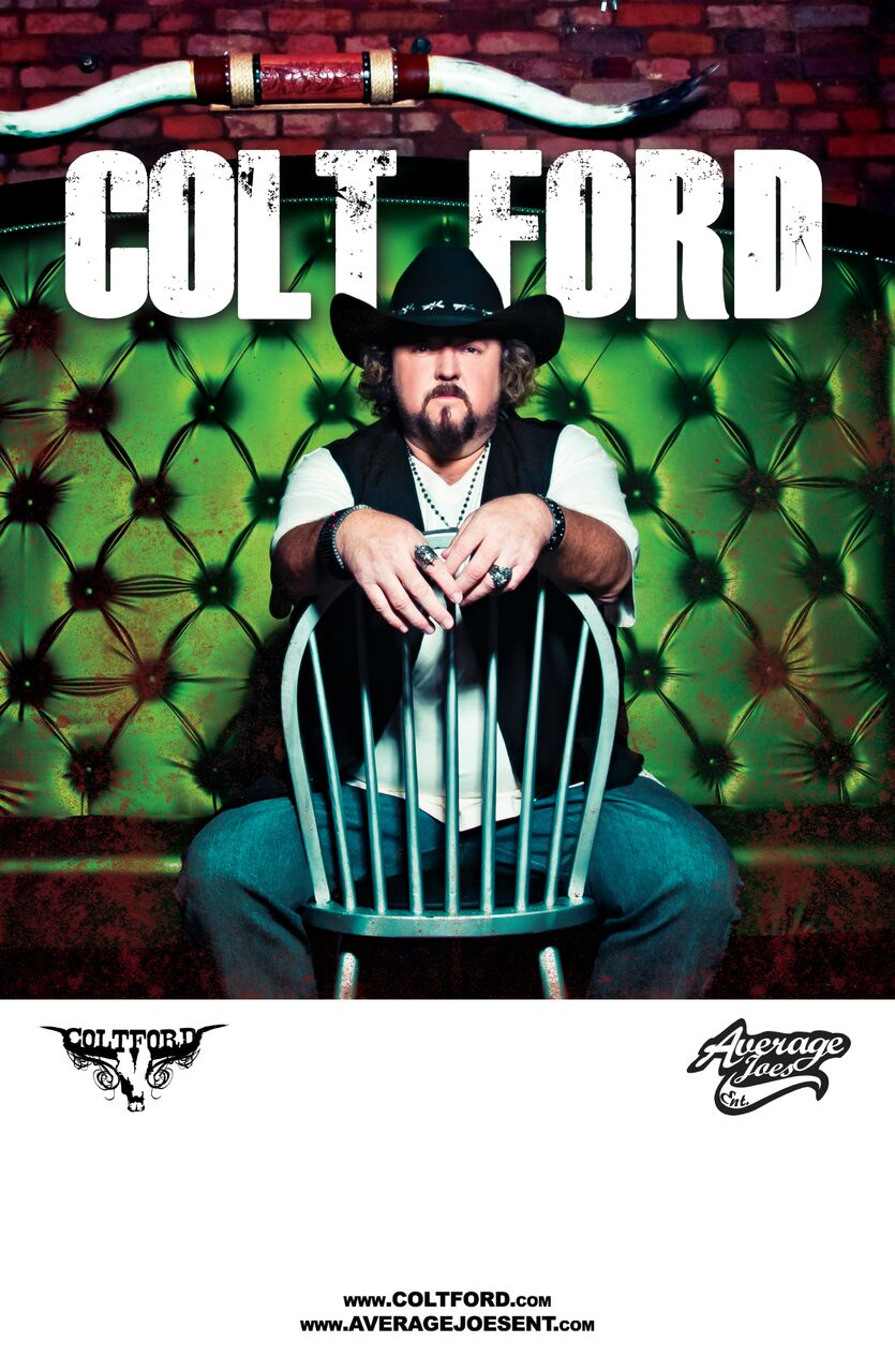 Colt Ford to perform at WKSF