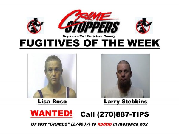Crime Stoppers Fugitives of the Week 04/25