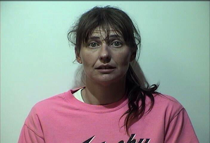 Woman arrested for stalking