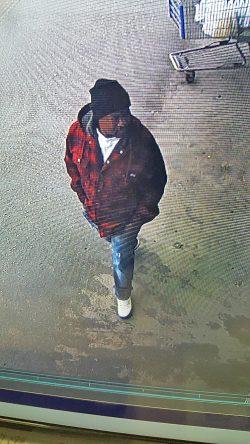 Clarksville Police seeking burglary suspect