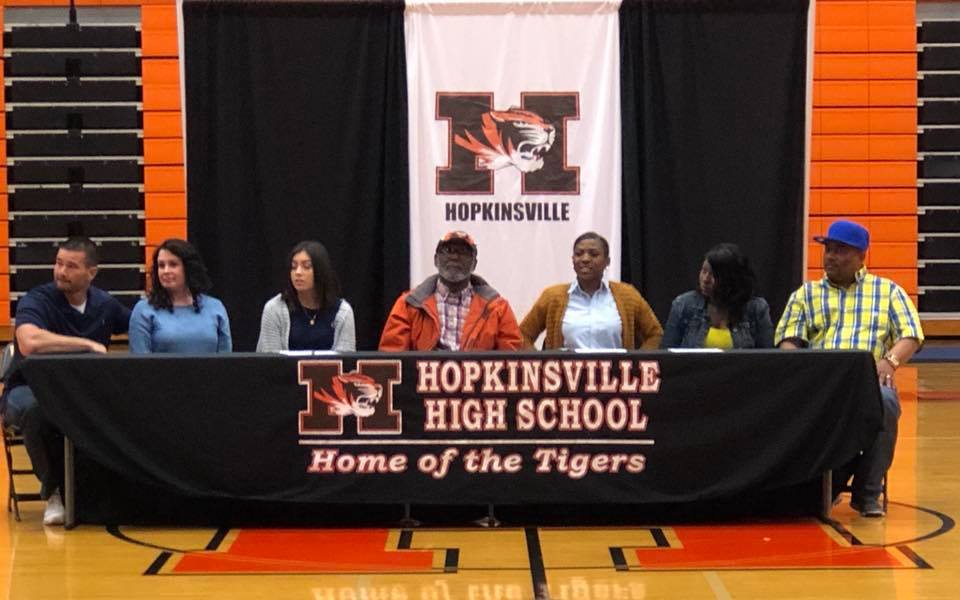 Hoptown's McSwain and Easton sign collegiate letters