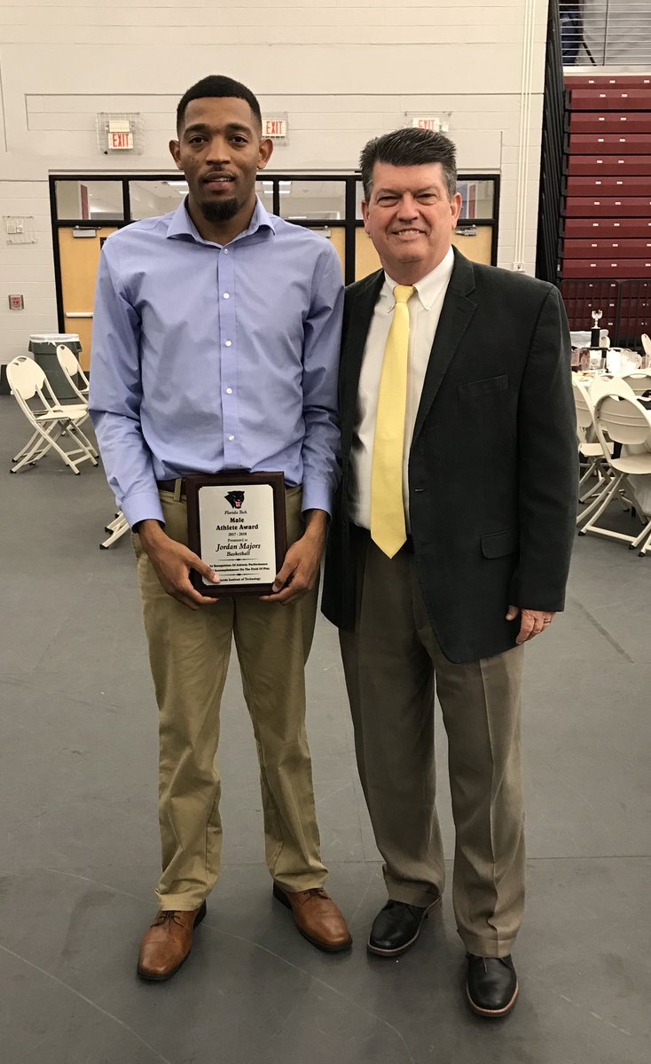 Former Hoptown standout Major honored by Florida Tech