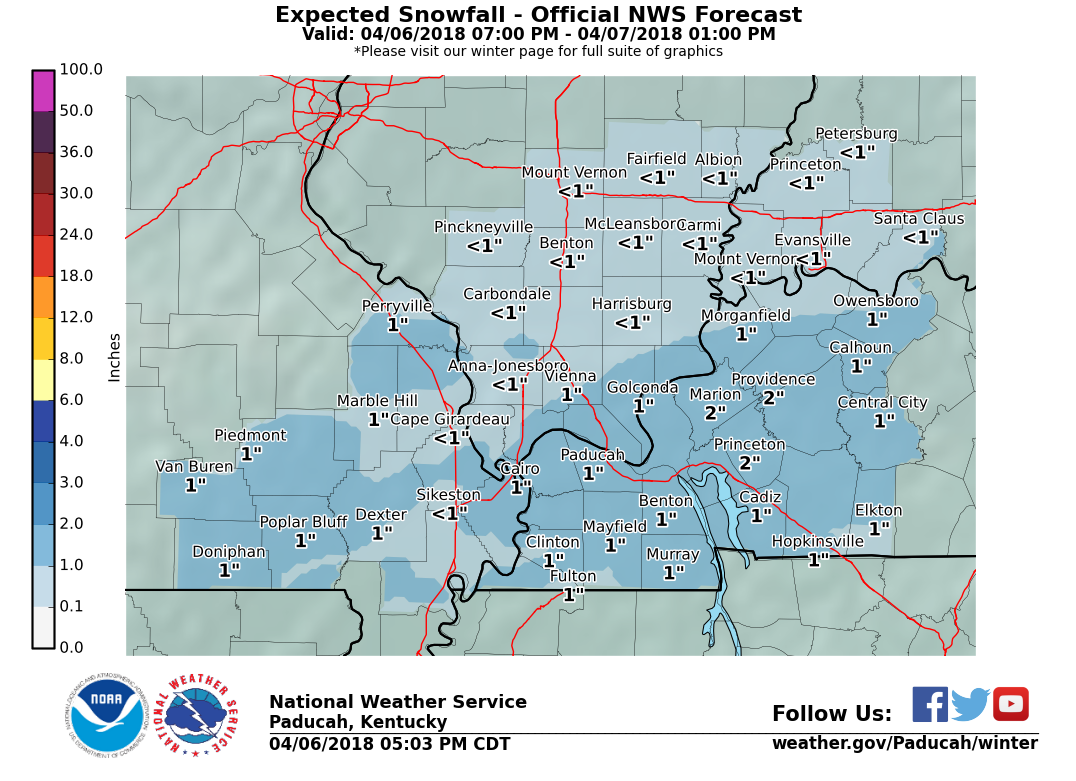 Winter Weather Advisory continues with snow on the way